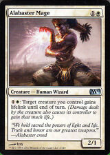 Alabaster Mage from Magic the Gathering Magic 2012 Set NearMint - Mint Condition
