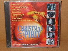 Christmas Spirit: A Musical Collection CD; Wilson Sisters, P. Boone, P. Como
