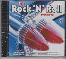 THE ROCK N ROLL YEARS VOLUME 1 - VARIOUS ARTISTS - CD  NEW