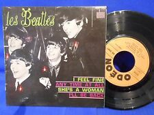 THE BEATLES EP SOE 3760 ORIG FRANCE VG+