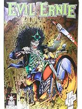 EVIL ERNIE Heft #  3 ( Chaos Comics, Chrom Cover ) Neuwertig