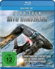 STAR TREK: INTO DARKNESS (Chris Pine) Blu-ray 3D NEU+OVP