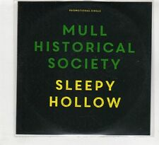 (HD328) Mull Historical Society, Sleepy Hollow - 2016 DJ CD