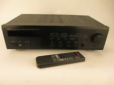 Vintage Yamaha Natural Sound Stereo Receiver Model RX-460 with RCX Remote