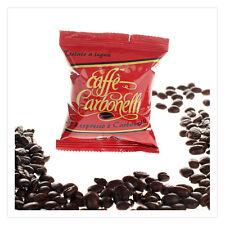 600 CIALDE CAPSULE caffè carbonelli miscela forte COMPATIBILI LAVAZZA