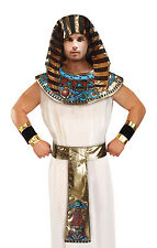 Pharoh Fancy Dress Costume Accessory Set Egyptian Mummy Accessory Kit New