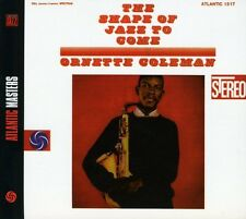 Shape Of Jazz To Come - Ornette Coleman (2005, CD NEUF)