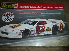 REVELL ASA #52 BUTCH MILLER SAI LANE CAMARO Model Car Mountain 1/25 FS
