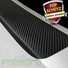 LADEKANTENSCHUTZ Schutzfolie - VW Golf 7 Limousine ab 2012 AU - Carbon schwarz