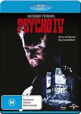 PSYCHO IV (1986 Anthony Perkins)  4  - Blu Ray - Sealed Region B