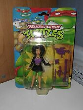 April O'Neil the Ravishing Reporter NEU 1992 Turtles TMNT MOC NIP 1988 oneil