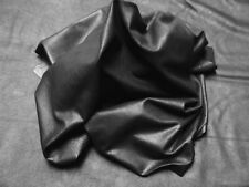 Standard Ultra Thin/Soft Crush: Black Leather Hides/Skins lambskin SUPPLIER  ...