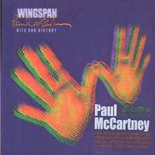 Wingspan: Hits and History by Paul McCartney (CD, May-2001, Emi)