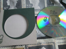 The View  ‎– Face For The Radio  1965 Records ‎–  CDr Promo CD Single