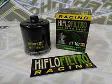 NEW Hiflo RACING Oil Filter HF303 RC for Kawasaki EX300 Ninja 300R 2013-2016