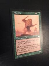 MTG MAGIC WEATHERLIGHT ABOROTH (ENGLISH ABOROTH) NM