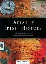 Atlas of Irish History, Good Condition Book, Duffy, Sean, ISBN 9780717130931