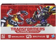 Transformers FOC Platinum Grimlock & Bruticus Maximus Combaticon Combiner SET UK