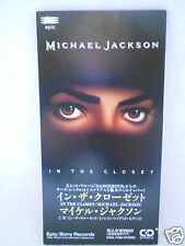 Michael Jackson In The Closet 3' no Promo Japan ESDA 7096 RARE 1991