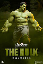SIDESHOW THE AVENGERS: HULK LEGACY MAQUETTE 400189 *DISPLAY PIECE*
