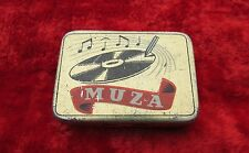Vintage Polish Phonograph Needles MUZA in Original Box.