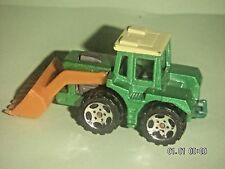MATCHBOX  Tractor Shovel  1976 DIECAST  No.29  VINTAGE  1:64  VERY RARE COLOR