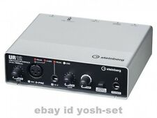 Steinberg 24bit/192kHz USB2.0 audio interface UR12 New From Japan