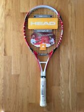 Brabd New Head Microgel Monster Tennis Racquet - Grip Size 4 1/2 UNSTRUNG