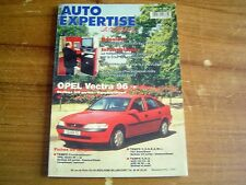REVUE TECHNIQUE AUTO EXPERTISE OPEL VECTRA 96   essence et diesel 3/5 portes