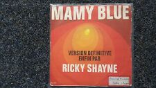 Ricky Shayne - Mamy Blue 7'' Single SUNG IN ENGLISH