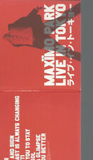CD-MAXIMO PARK LIVE IN TOKYO