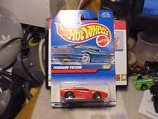 Hot Wheels Collector #992 Ferrari F512M
