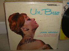 Juan Arvizu - Un Beso - Rare LP in Good Conditions - L3
