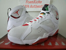 Nike Air Jordan 7 VII Retro Hare CDP White Red Countdown Pack Men Size 7.5 Shoes