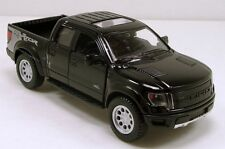K101 Ford 2013 F-150 SVT Raptor Supercrew Pickup Truck 1:46 diecast model Black