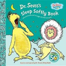 Dr. Seuss's Sleep Softly Book by Dr Seuss (Board book)