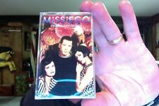 Missiego- Pechito Con Pechito- Latin dance- new/sealed cassette tape (S)
