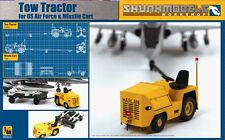 Skunkmodels 1/48 Tow Tractor for US Air Force & Missile Cart #SW-48028