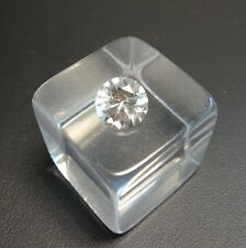 Ice Topaz 2.60 ct., Fine Loose Faceted Gemstone Amargosa Minerals