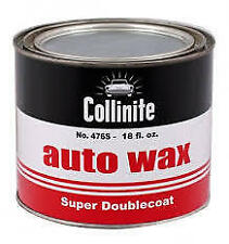 Collinite 476s Super Doublecoat Wax 18oz + Applicator & Microfibre