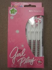 Target Girl Play Sexy 18g Soft Tip Darts Tungsten 108860 w/ FREE Shipping