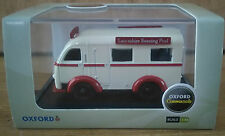 Oxford Diecast 76AK001 - Austin K8 Threeway Van - 1:76th Scale - NEW