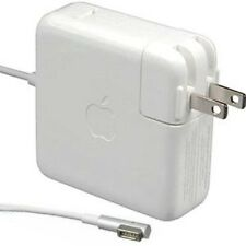 Apple 60W MagSafe L-Tip Power Adapter for MacBook and (13-inch MacBook Pro)