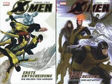 X-Men - Erste Entscheidung 1+2 (Z1), Panini