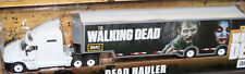 GREENLIGHT AMC THE WALKING DEAD KENWORTH T2000 HAULER SEMI TRUCK LIMITED EDITION