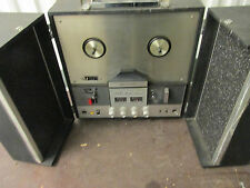 RARE VINTAGE SOLID STATE SHARP STEREO REEL TO REEL TAPE RECORDER MODEL RD 708V