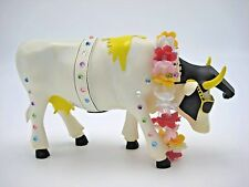 Cows on Parade Elvis Rock and Roll Retired Figurine Kansas City