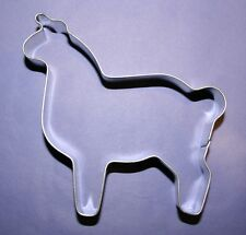Llama Cookie Cutter Biscuit Cake Bread Toast Mould Craft Felting Metal