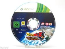 DRAGONBALL Z - ULIMATE TENKAICHI  (Disc)  +Xbox 360 Spiel+