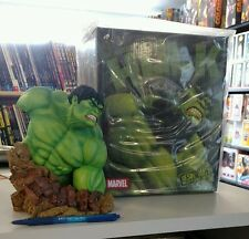 Marvel Universe Incredible Hulk Resin Bust Statue Diamond 2003 With Box
